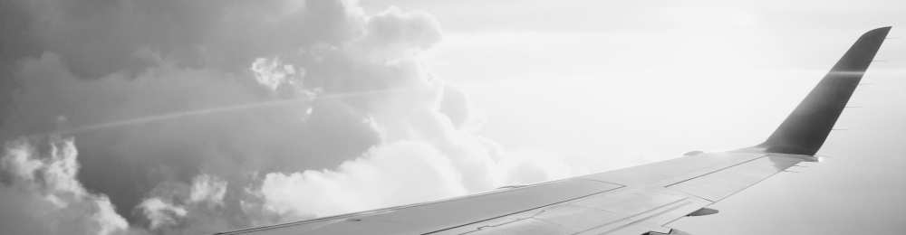 plane-black-and-white